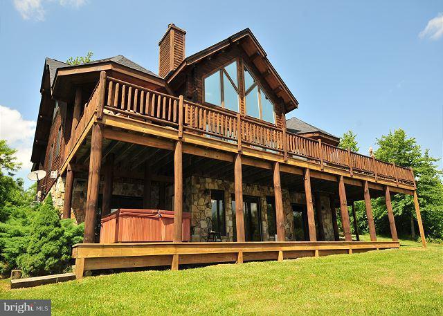 Villa per Vendita alle ore 646 Mountaintop Road 646 Mountaintop Road Mc Henry, Maryland 21541 Stati Uniti