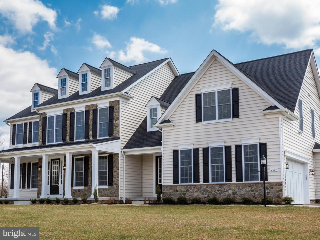Single Family Home for Sale at 2507 Deer Meadow Court 2507 Deer Meadow Court Reisterstown, Maryland 21136 United States