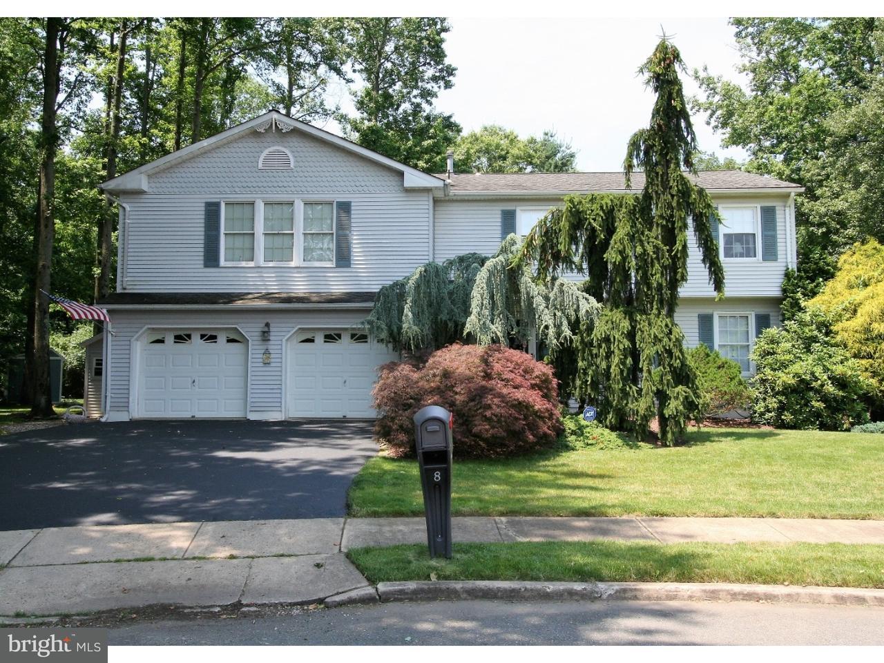 Maison unifamiliale pour l Vente à 8 TIBY Place Monmouth Junction, New Jersey 08852 États-UnisDans/Autour: South Brunswick Township