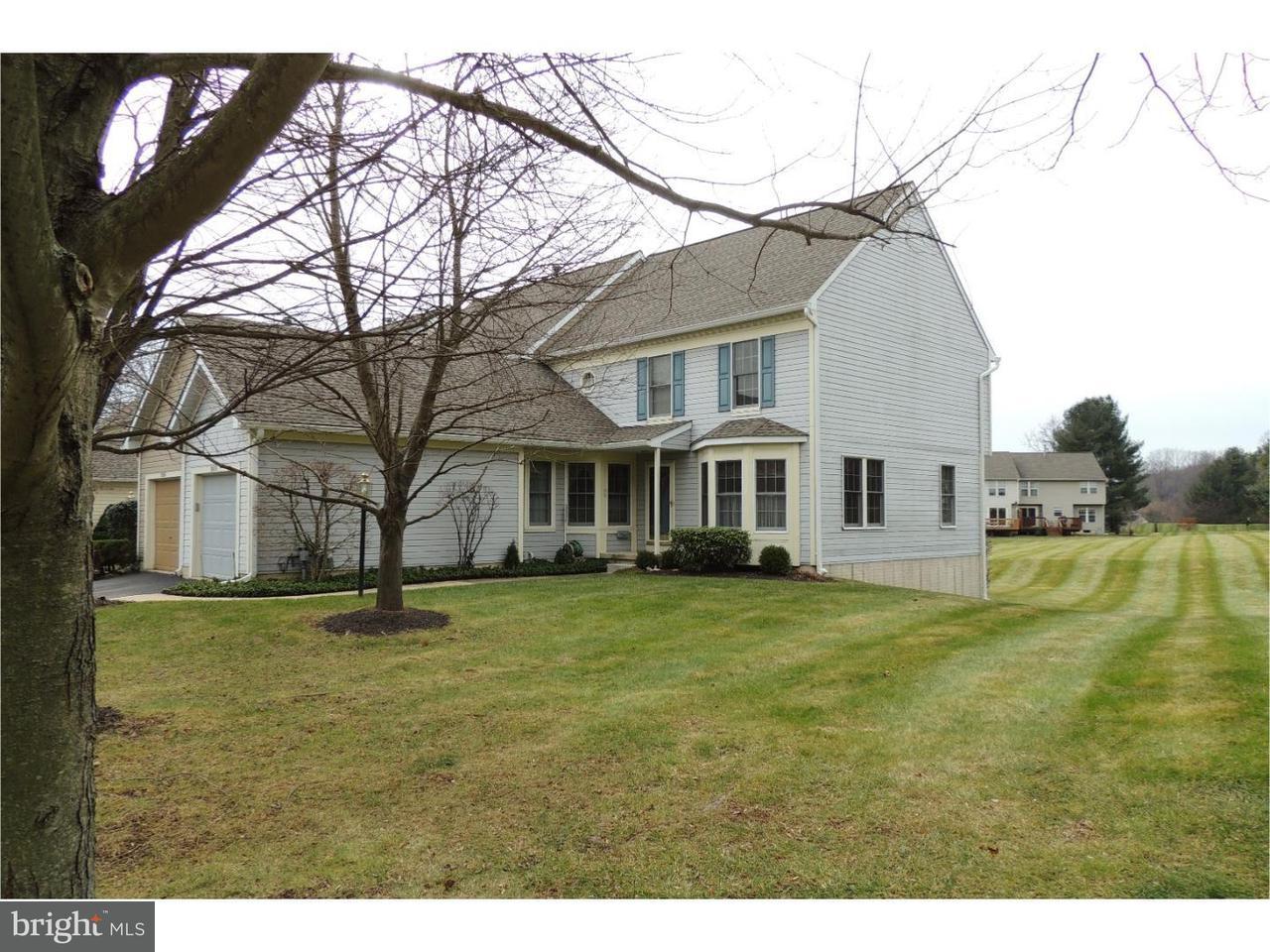 Casa unifamiliar adosada (Townhouse) por un Alquiler en 505 DUNBARTON Court Chadds Ford, Pennsylvania 19317 Estados Unidos