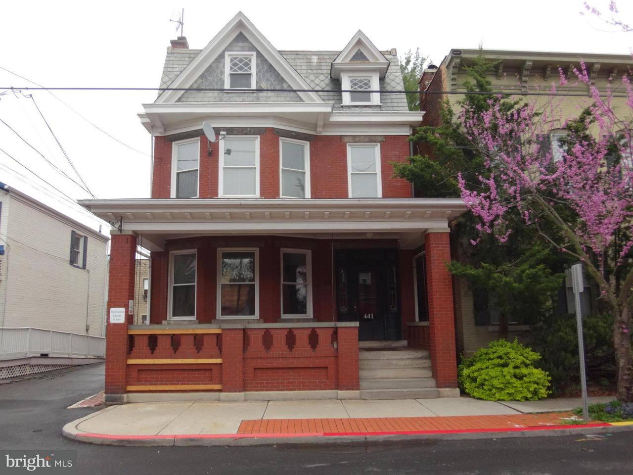 Other Residential for Rent at 441 Centre St Cumberland, Maryland 21502 United States