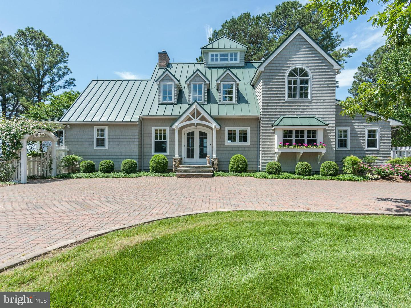 Single Family for Sale at 4784 Ferry Neck Rd Royal Oak, Maryland 21662 United States
