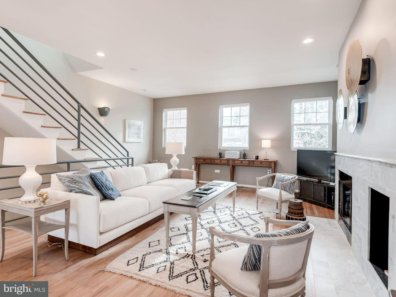 Single Family for Sale at 1443 S St NW #2 Washington, District Of Columbia 20009 United States