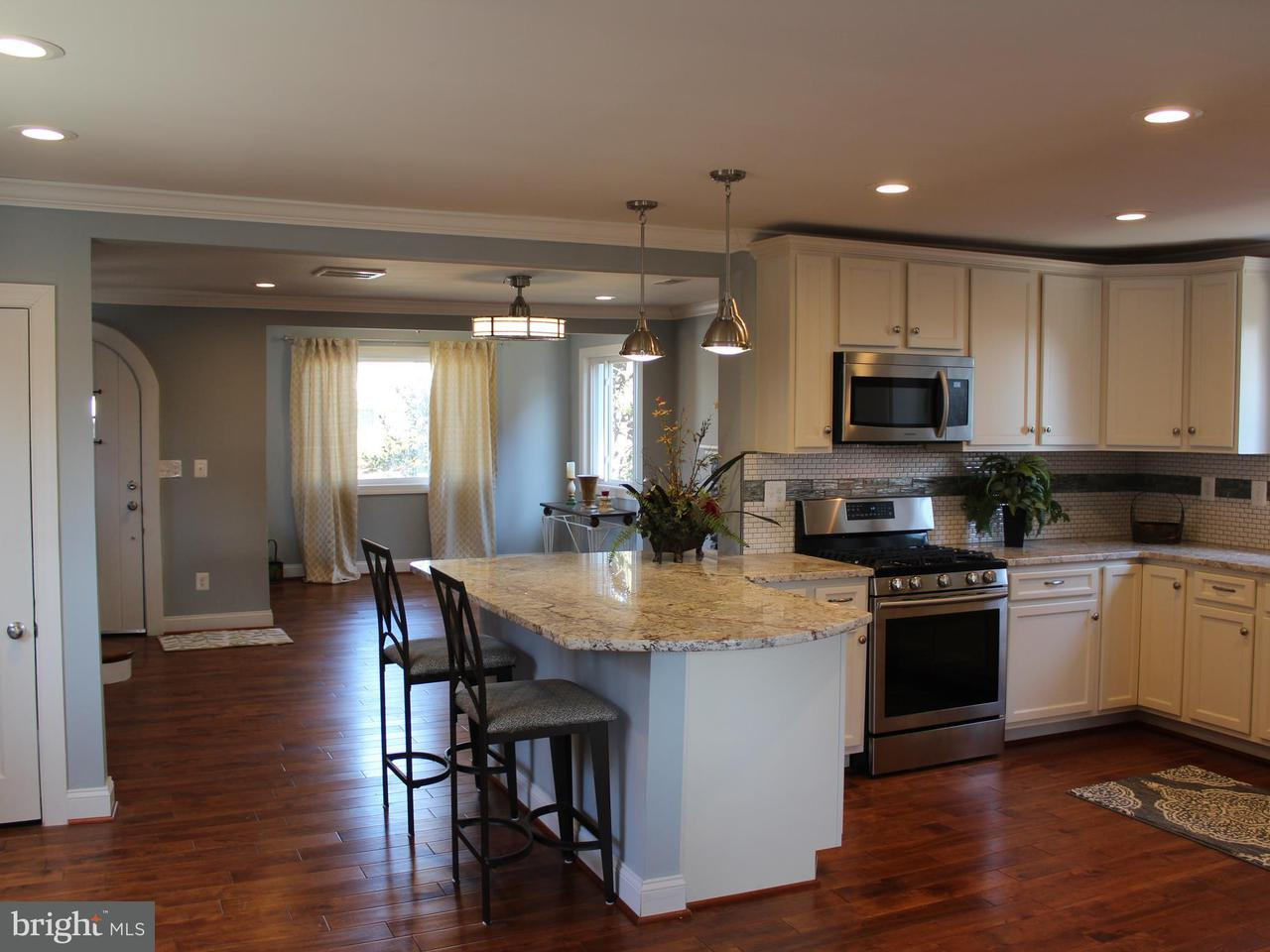 Single Family for Sale at 2719 Northern Pkwy Baltimore, Maryland 21214 United States