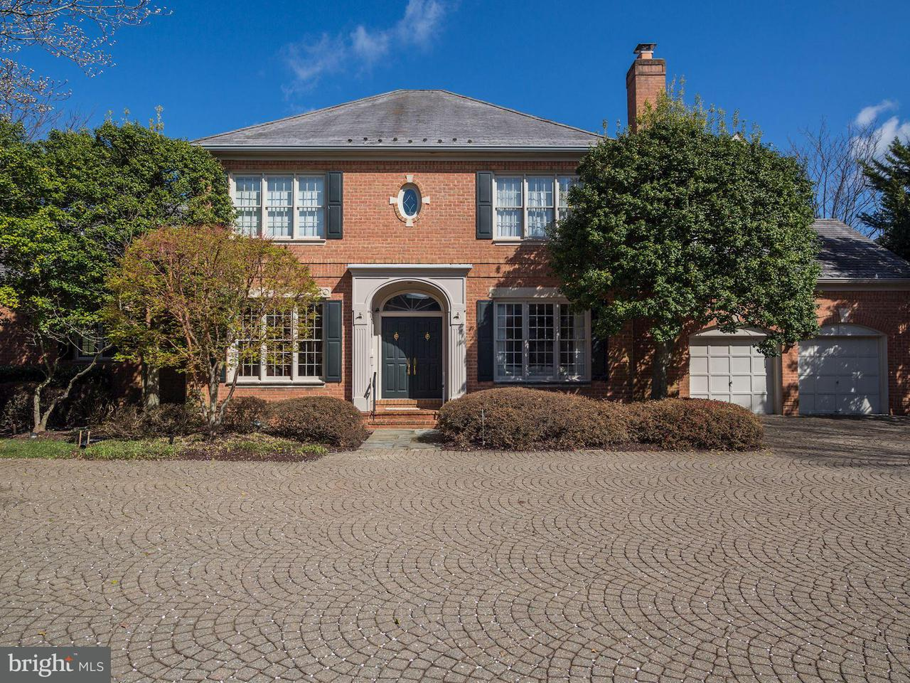 Single Family for Sale at 18 Beman Woods Ct Potomac, Maryland 20854 United States