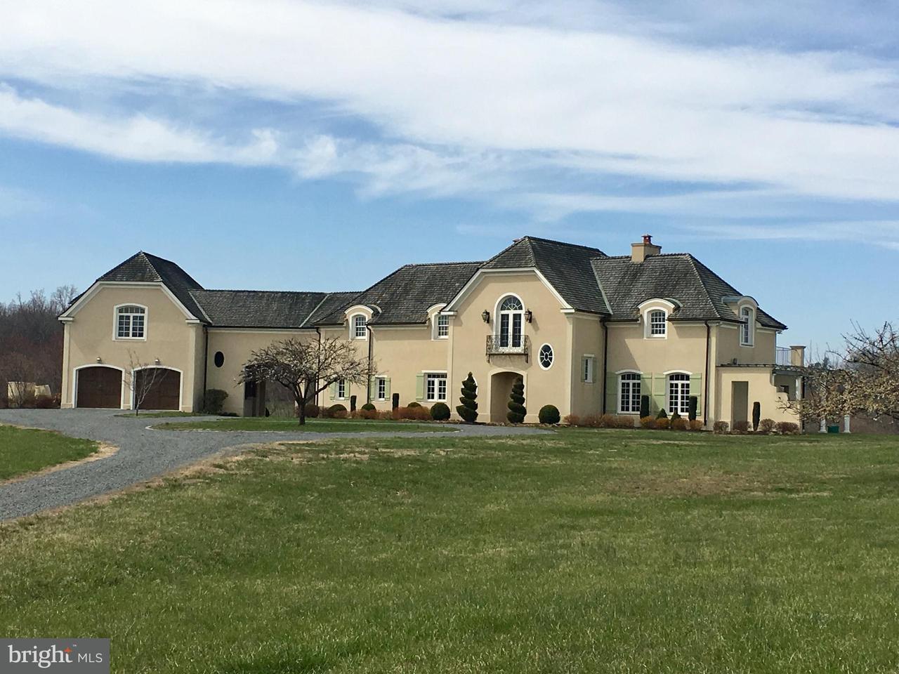 Частный односемейный дом для того Продажа на Address Not Available Marshall, Виргиния 20115 Соединенные Штаты