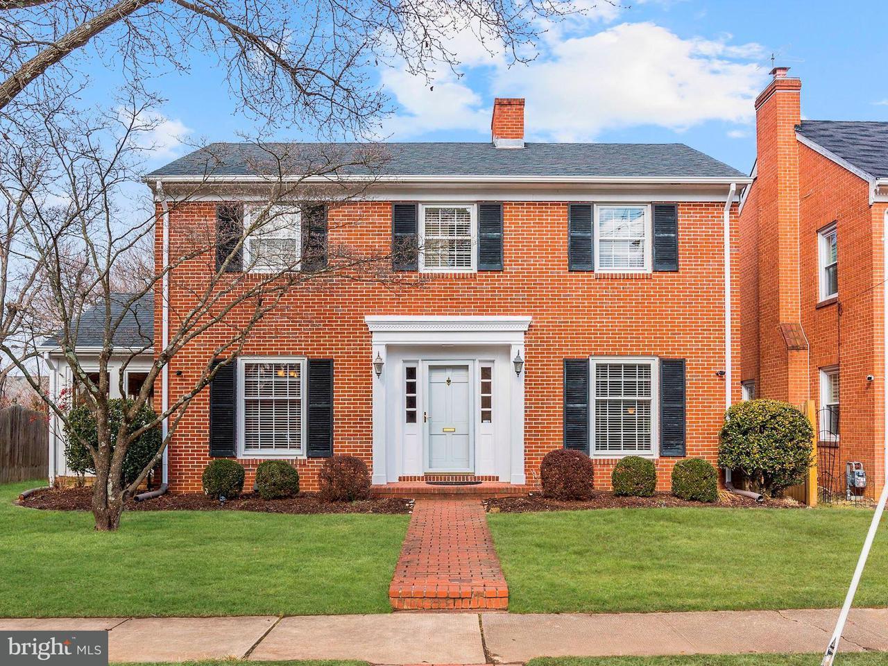 단독 가정 주택 용 매매 에 1321 Royston Street 1321 Royston Street Fredericksburg, 버지니아 22401 미국