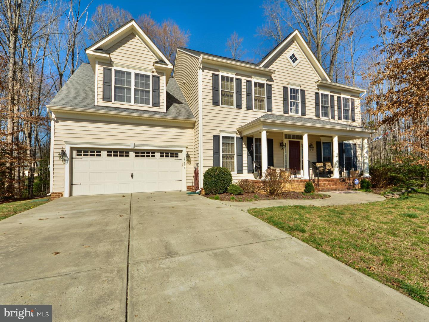 Single Family for Sale at 17485 Jackson Dr Bowling Green, Virginia 22427 United States