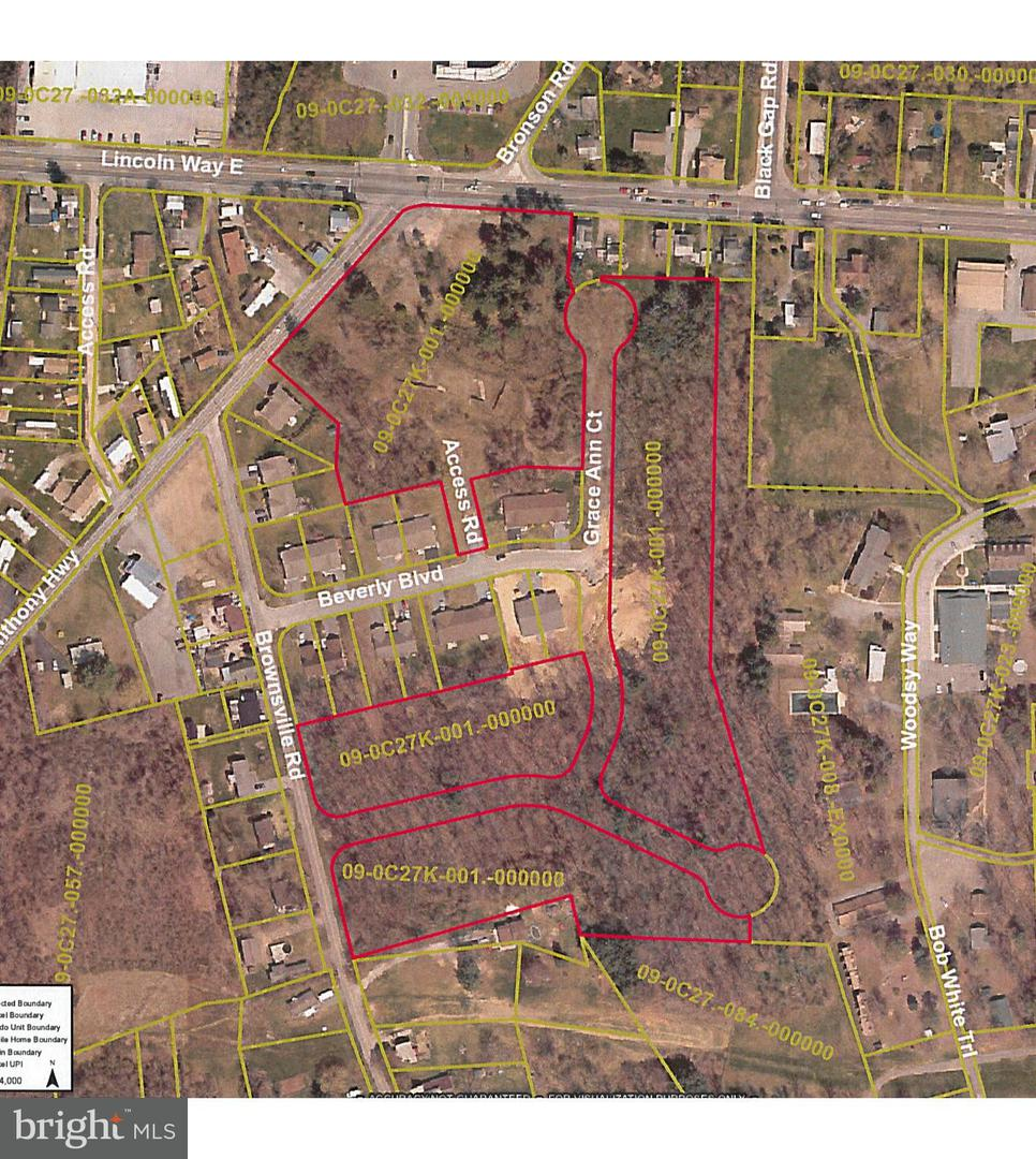 Land for Sale at Lincoln Way E Fayetteville, Pennsylvania 17222 United States