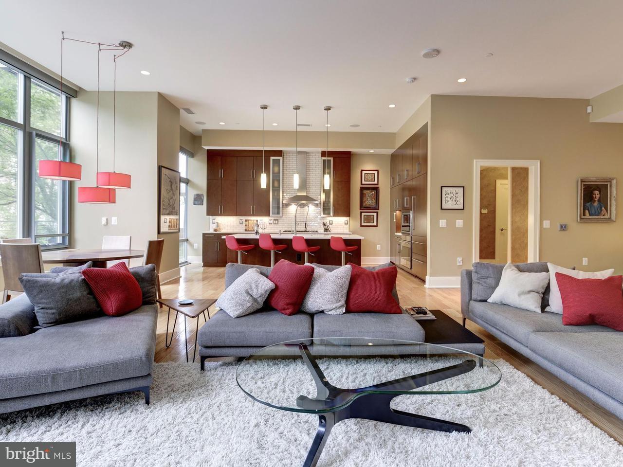 Πολυκατοικία ατομικής ιδιοκτησίας για την Πώληση στο 601 Fairfax St #215 601 Fairfax St #215 Alexandria, Βιρτζινια 22314 Ηνωμενεσ Πολιτειεσ