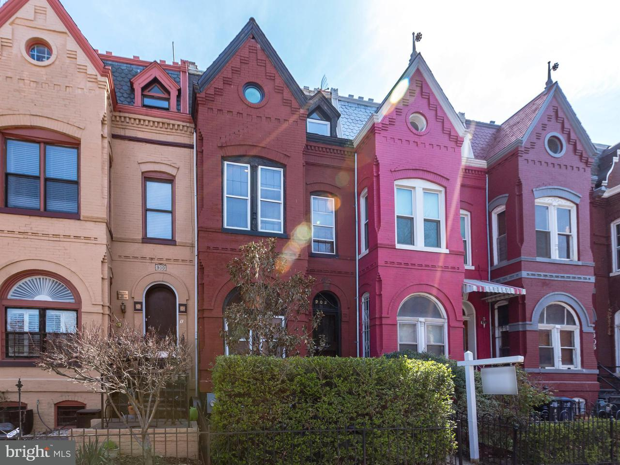 Single Family for Sale at 902 S St NW Washington, District Of Columbia 20001 United States