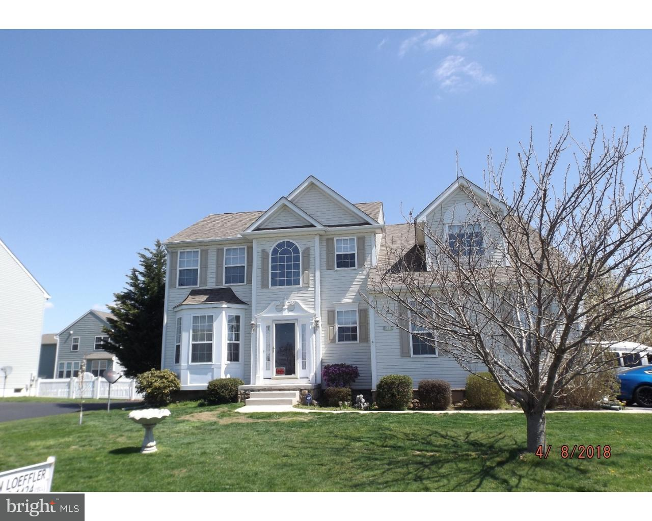 Single Family Home for Sale at 75 BELFRY Drive Felton, Delaware 19943 United States