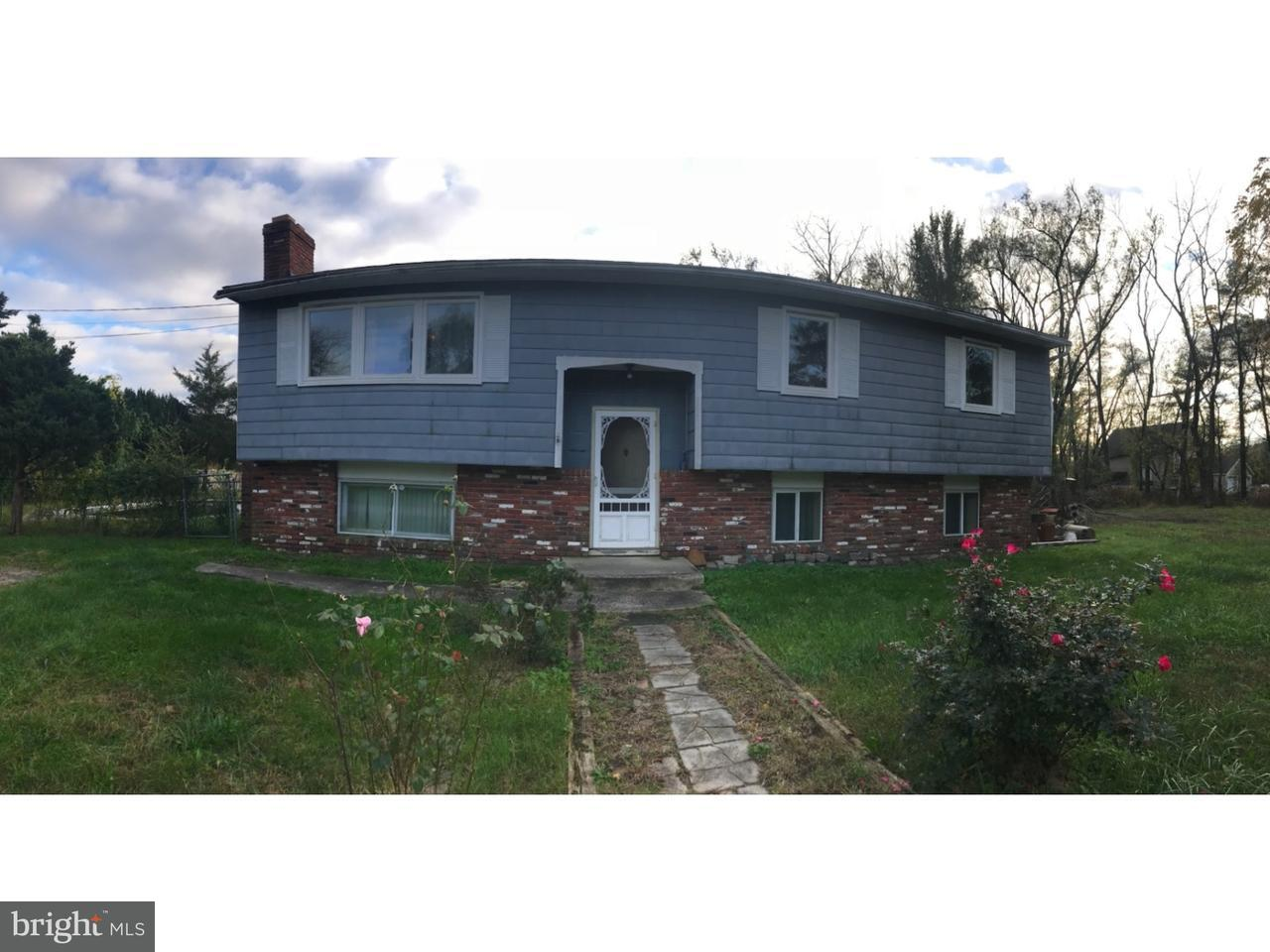 Single Family Home for Sale at 585 JACKSON Road Atco, New Jersey 08004 United States