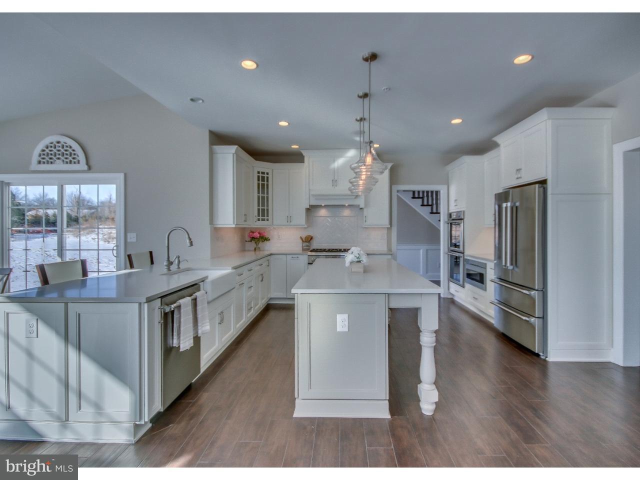 Частный односемейный дом для того Продажа на LOT #3 BENNETT Lane Wrightstown, Пенсильвания 18966 Соединенные Штаты