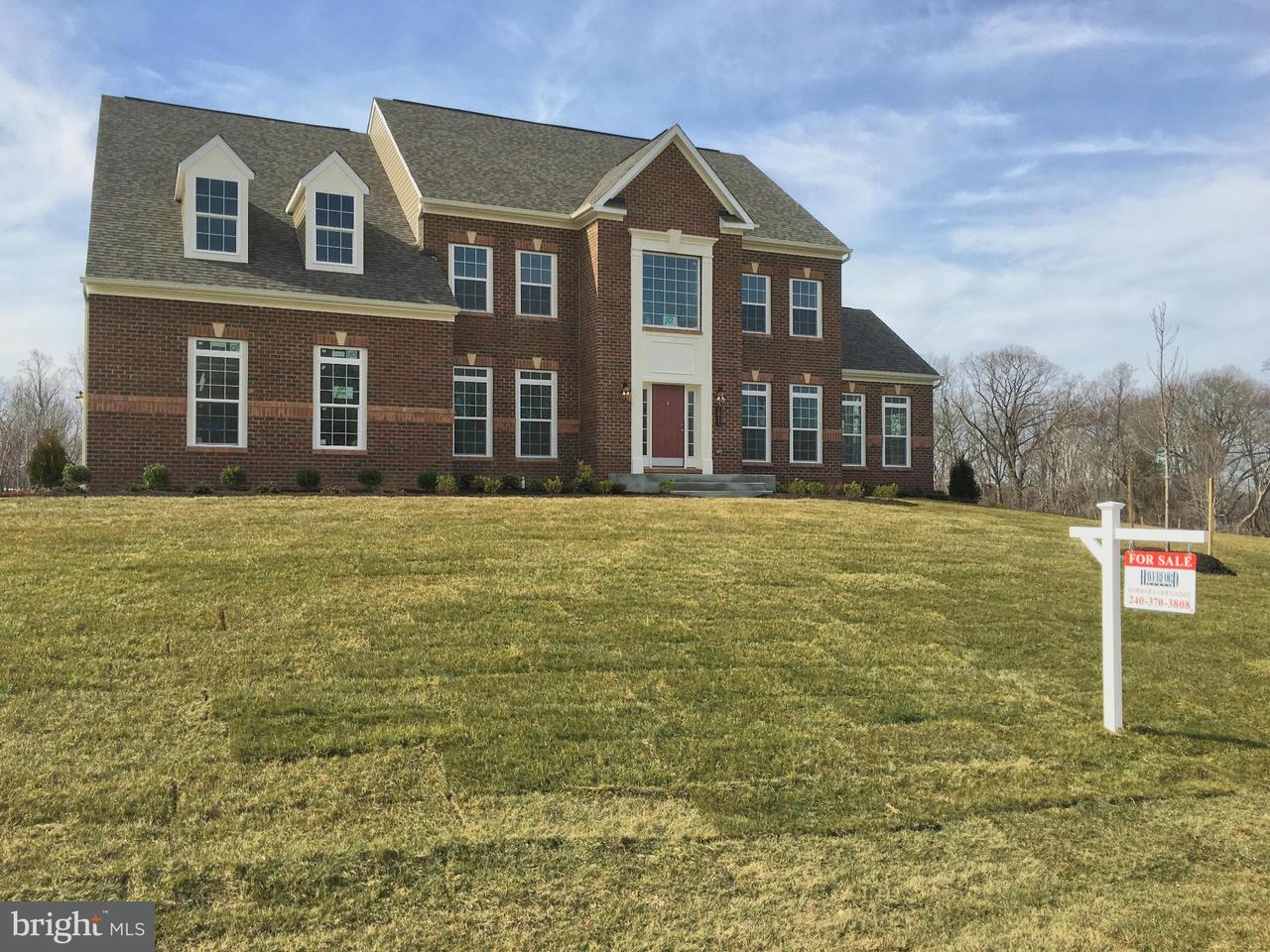 Частный односемейный дом для того Продажа на 13505 Bronze Back Court 13505 Bronze Back Court Brandywine, Мэриленд 20613 Соединенные Штаты