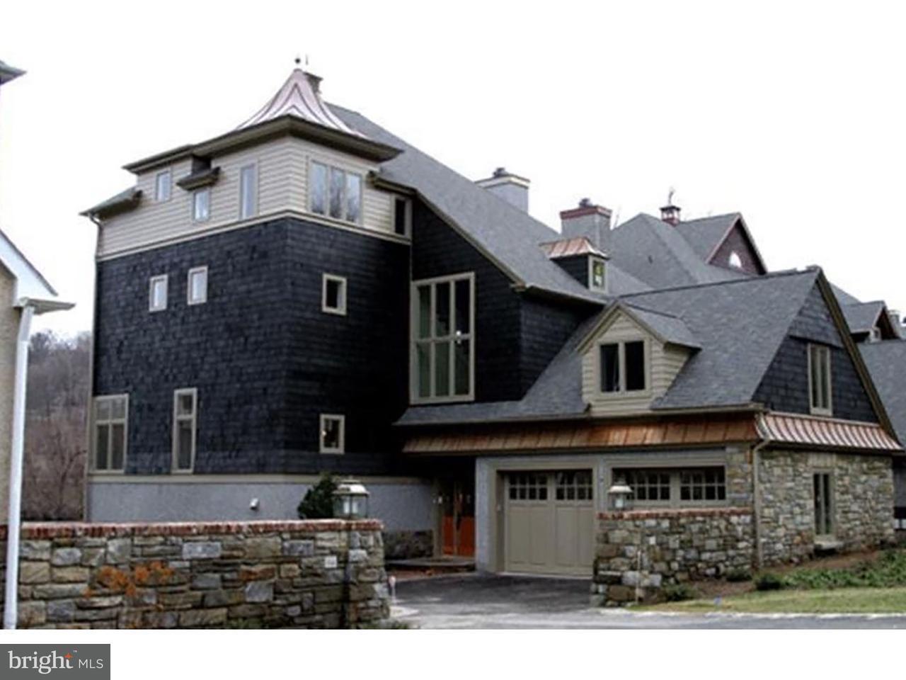 Maison unifamiliale pour l à louer à 238 RIVER Road Gladwyne, Pennsylvanie 19035 États-Unis