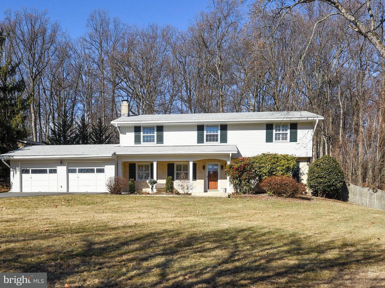 独户住宅 为 销售 在 5601 Granby Road 5601 Granby Road Derwood, 马里兰州 20855 美国