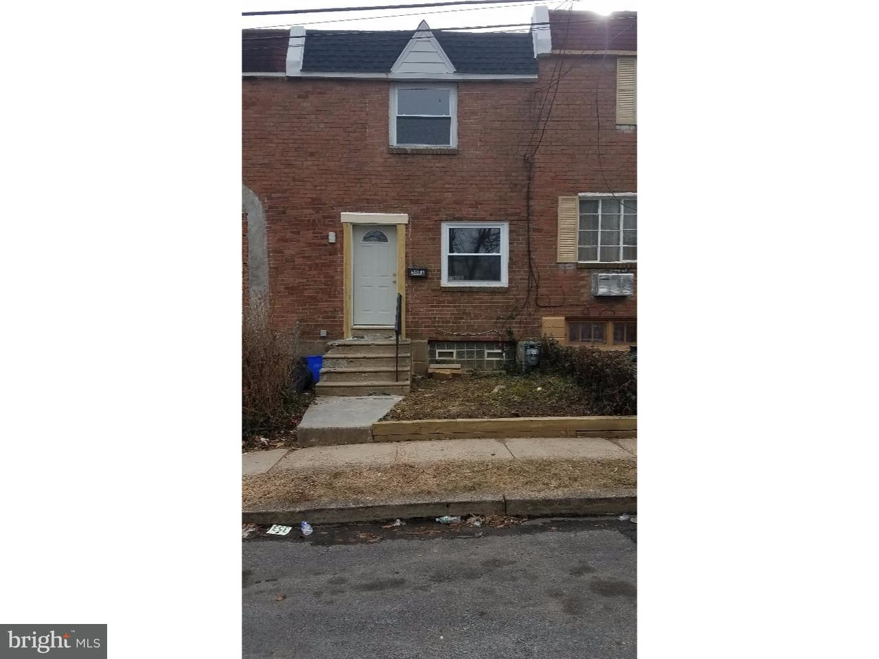 Townhouse for Rent at 508A FERN Street Darby, Pennsylvania 19023 United States