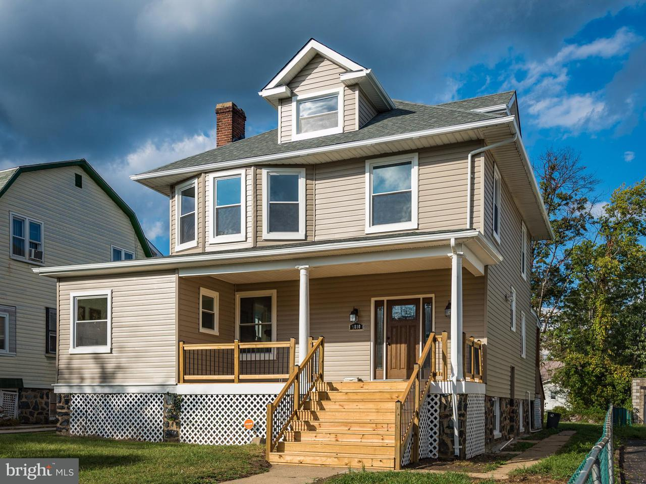 Single Family for Sale at 3810 Barrington Rd Baltimore, Maryland 21215 United States