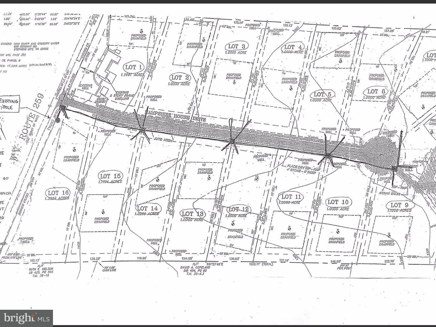 Land for Sale at 0 Hampshire House Dr High View, West Virginia 26808 United States