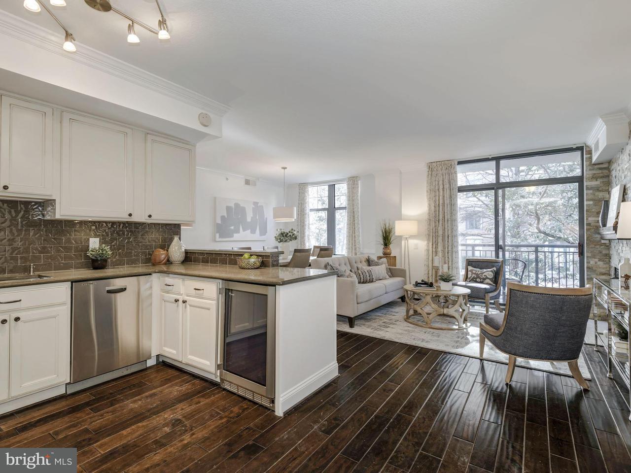 Condominium for Sale at 1021 Garfield St #205 1021 Garfield St #205 Arlington, Virginia 22201 United States