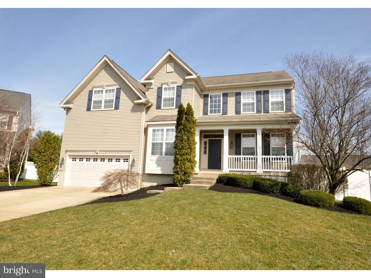 Maison unifamiliale pour l Vente à 5 BERGAN Court Evesham, New Jersey 08053 États-Unis
