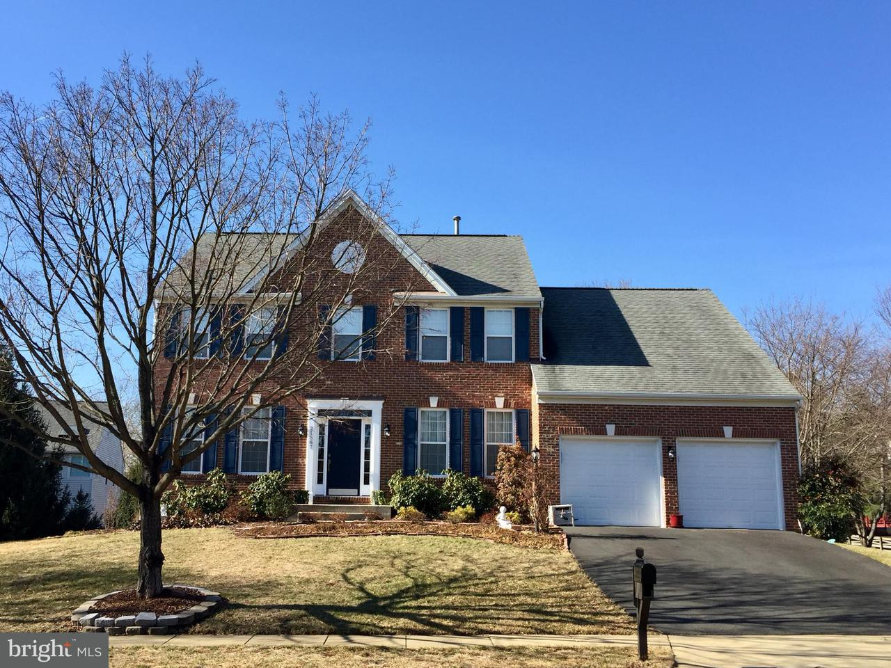 Single Family Home for Sale at 21587 Goodwin Court 21587 Goodwin Court Broadlands, Virginia 20148 United States
