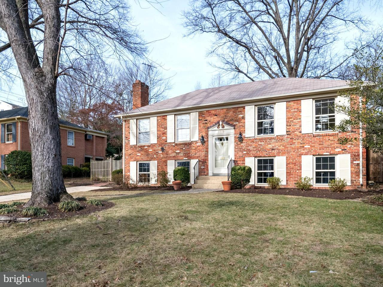 Single Family Home for Sale at 319 Lamond Place 319 Lamond Place Alexandria, Virginia 22314 United States