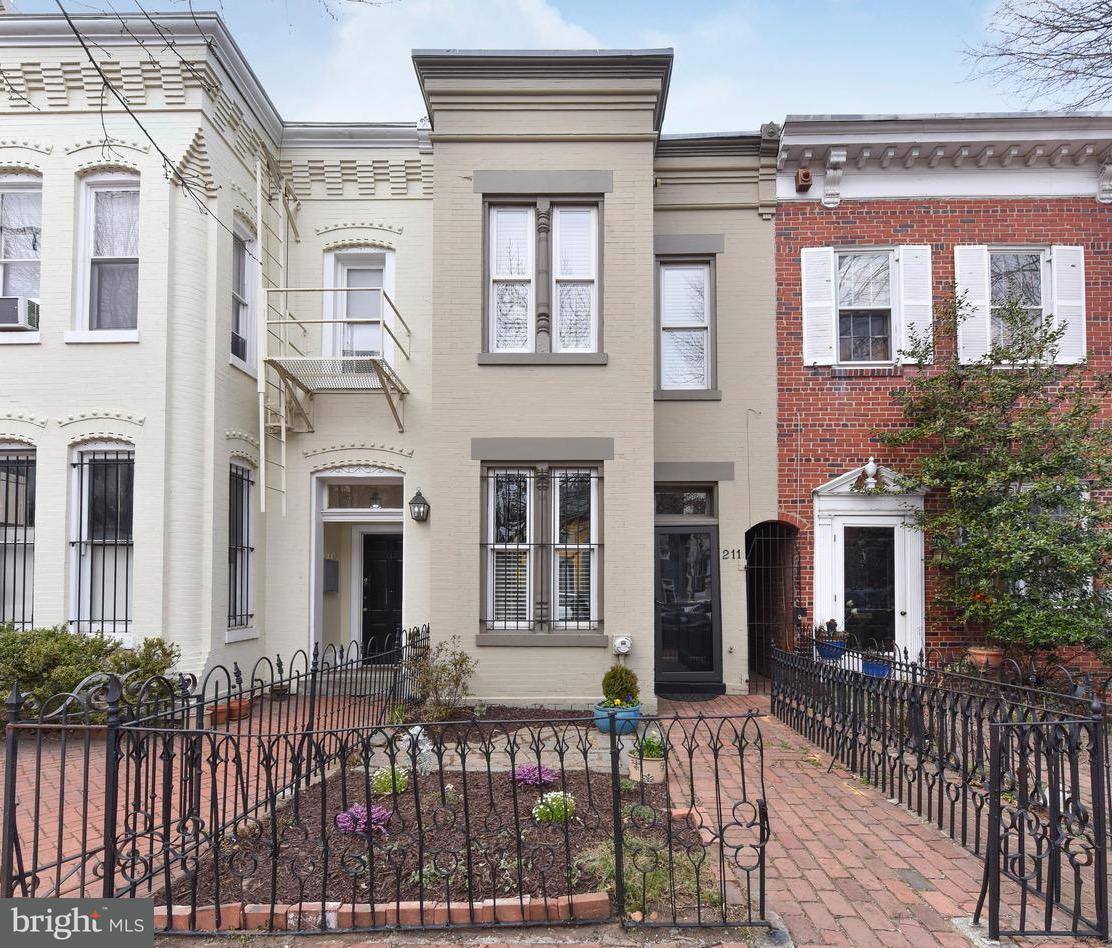 Single Family for Sale at 211 5th St SE Washington, District Of Columbia 20003 United States