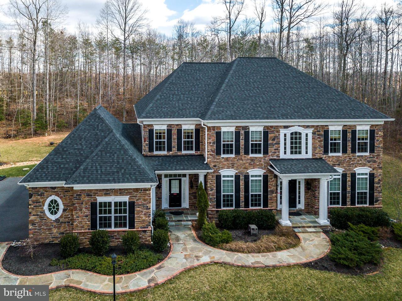 獨棟家庭住宅 為 出售 在 27 Snapdragon Drive 27 Snapdragon Drive Stafford, 弗吉尼亞州 22556 美國
