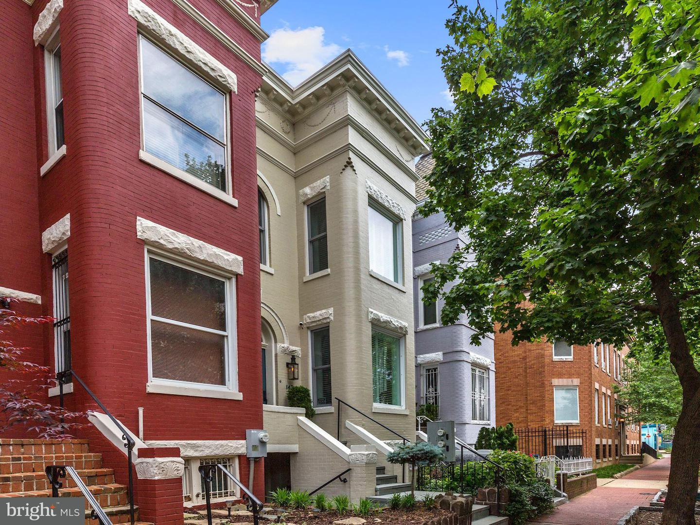 Single Family for Sale at 142 Seaton Pl NW Washington, District Of Columbia 20001 United States