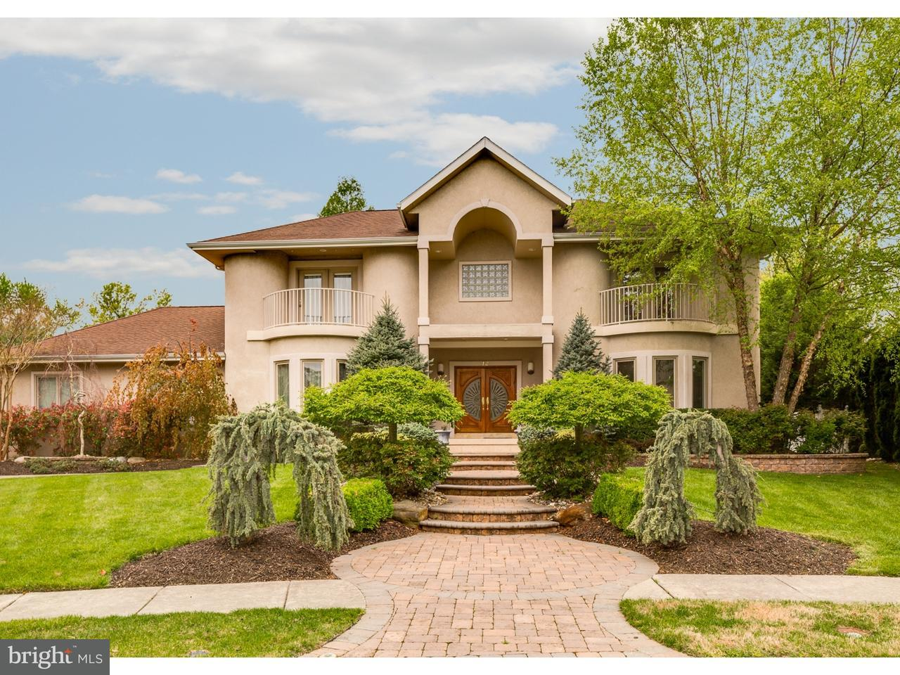 Single Family Home for Sale at 12 CARRIAGE HOUSE Court Cherry Hill, New Jersey 08003 United States