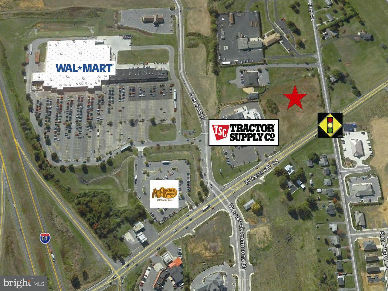 Земля для того Продажа на Reservoir Rd W Reservoir Rd W Woodstock, Виргиния 22664 Соединенные Штаты