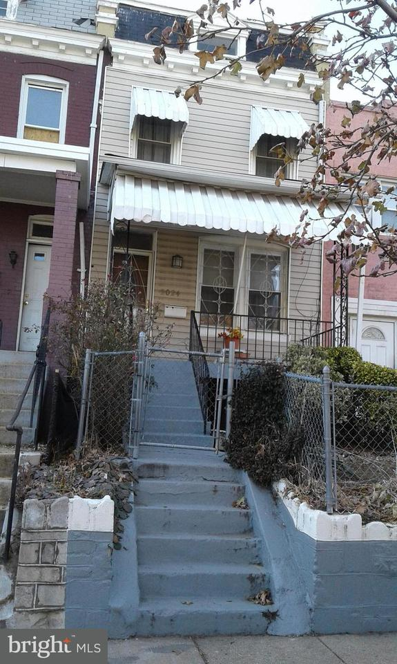 Single Family for Sale at 2024 4th St NE Washington, District Of Columbia 20002 United States