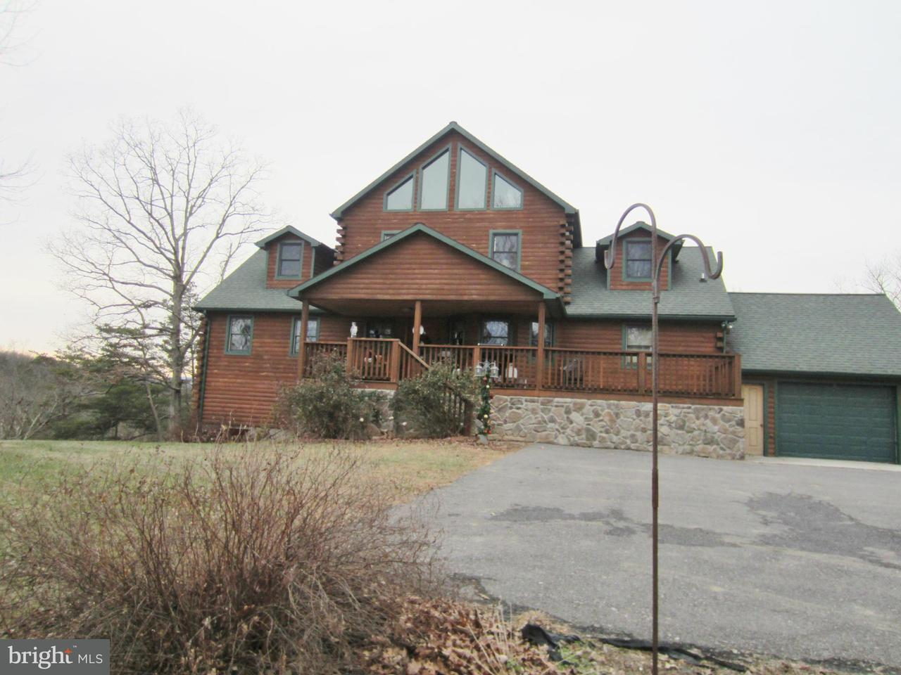 Single Family for Sale at 192 Tyler Ln Fort Ashby, West Virginia 26719 United States