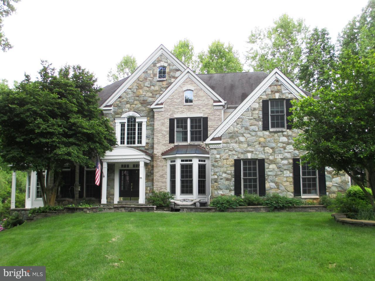 Eensgezinswoning voor Verkoop een t 3573 Ashland Drive 3573 Ashland Drive Davidsonville, Maryland 21035 Verenigde Staten