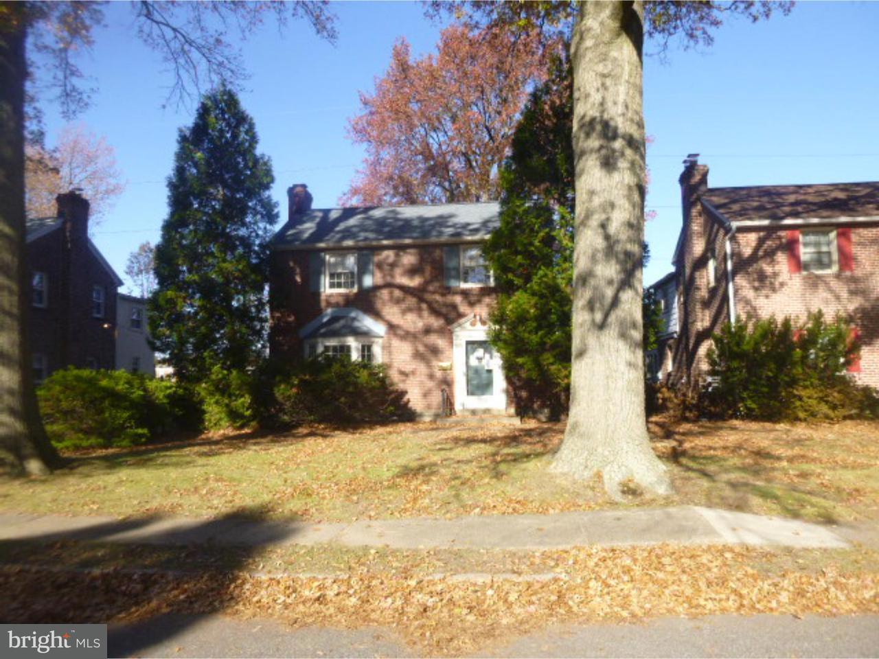 Частный односемейный дом для того Продажа на 253 PRISCILLA Lane Aldan, Пенсильвания 19018 Соединенные Штаты