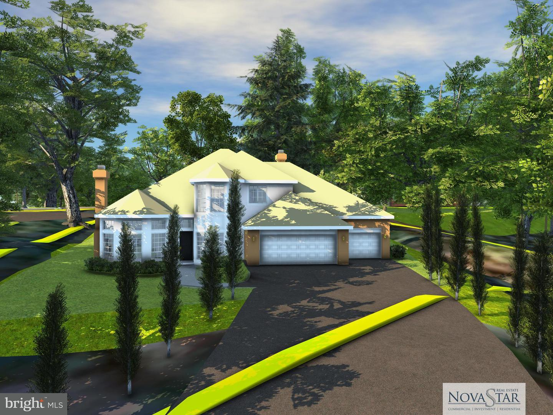 Land for Sale at 7716 James Pl Mason Neck, Virginia 22079 United States