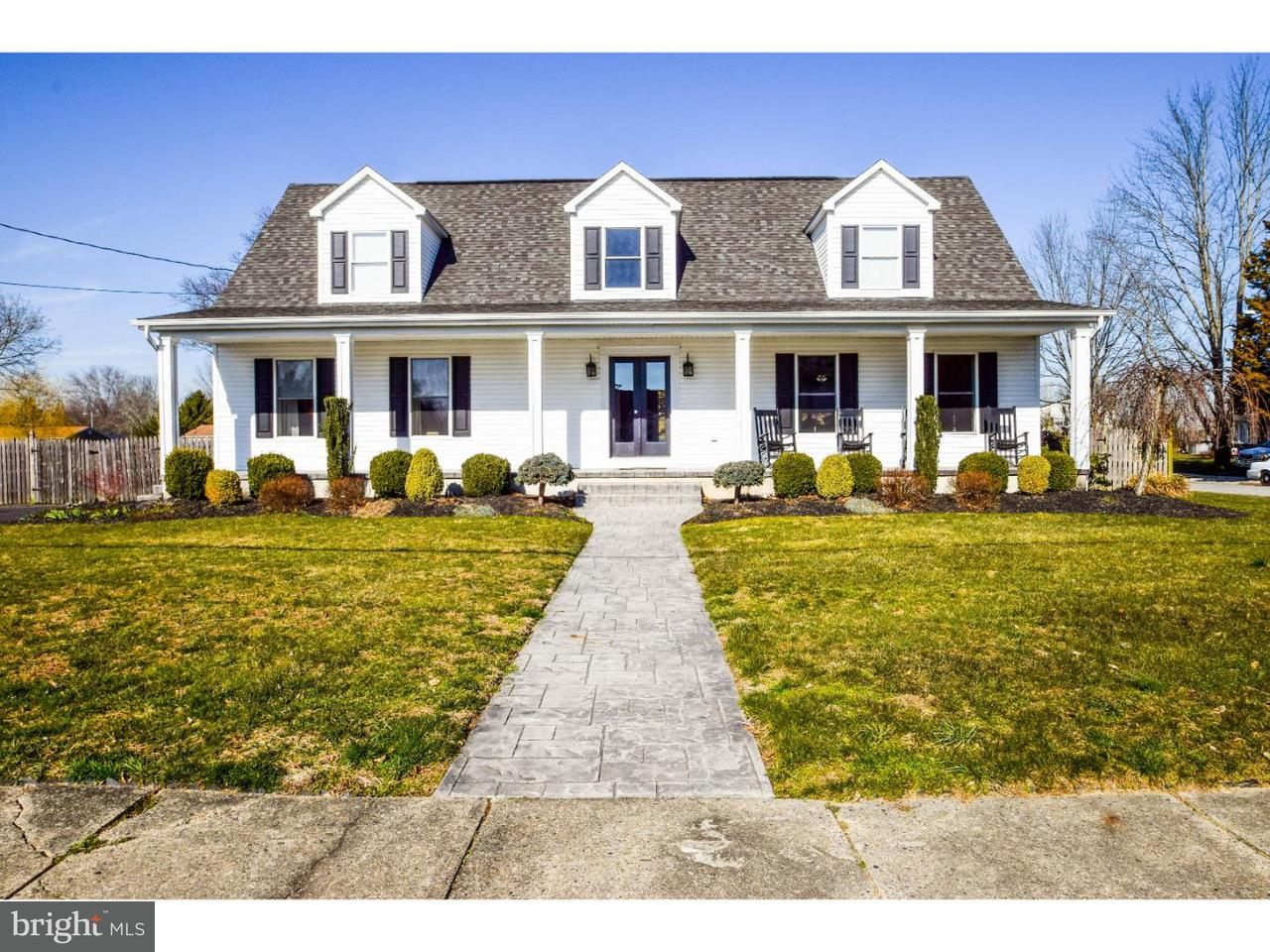 Частный односемейный дом для того Продажа на 1629 CONDO Avenue Waterford Works, Нью-Джерси 08089 Соединенные Штаты