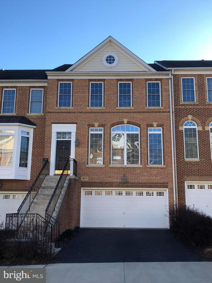 Townhouse for Sale at 9977 Cyrandall Drive 9977 Cyrandall Drive Oakton, Virginia 22124 United States