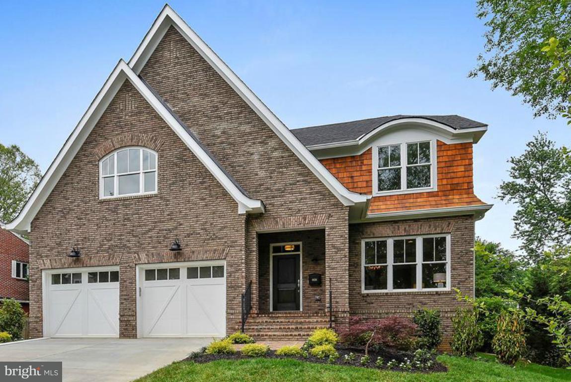 Μονοκατοικία για την Πώληση στο 6636 Gordon Avenue 6636 Gordon Avenue Falls Church, Βιρτζινια 22046 Ηνωμενεσ Πολιτειεσ