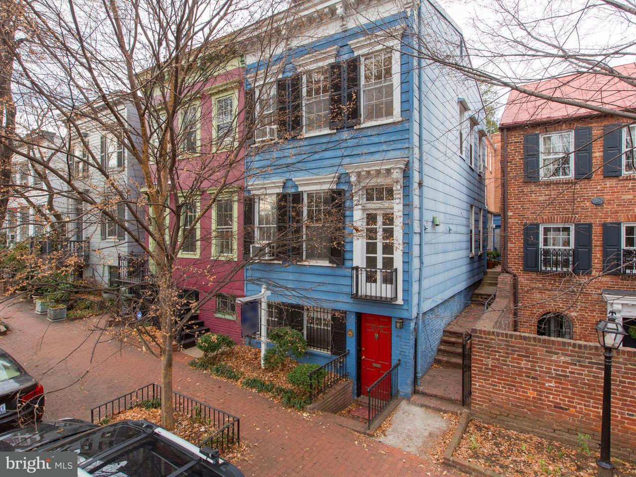 Single Family for Sale at 3317 Q St NW Washington, District Of Columbia 20007 United States