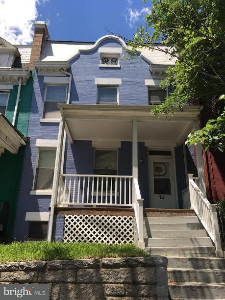 Townhouse for Sale at 72 Rhode Island Ave Ne 72 Rhode Island Ave Ne Washington, District Of Columbia 20002 United States