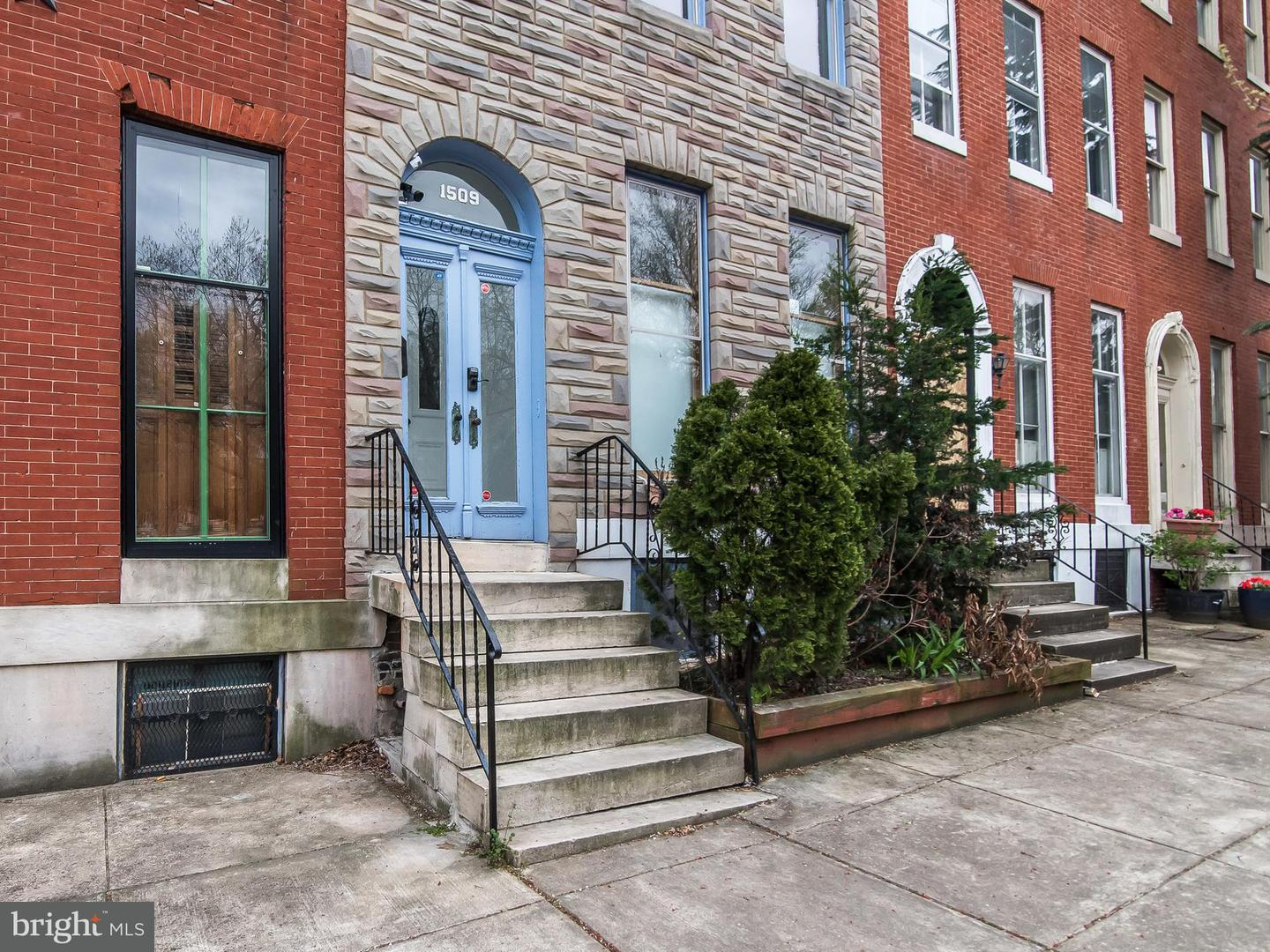 Other Residential for Rent at 1509 Lombard St #2 Baltimore, Maryland 21223 United States