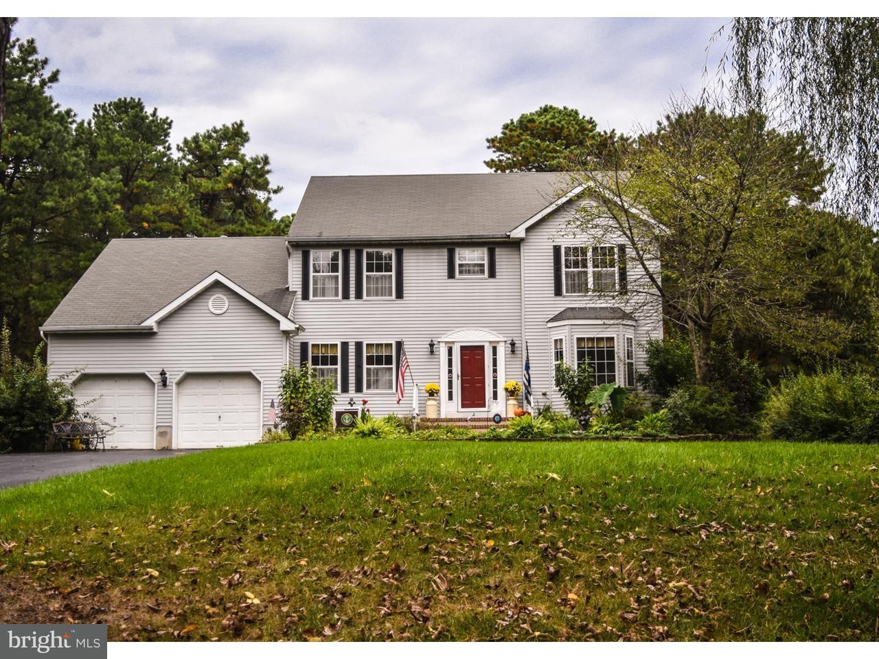 Частный односемейный дом для того Продажа на 7 MARYBETH Court Jackson Township, Нью-Джерси 08527 Соединенные Штаты