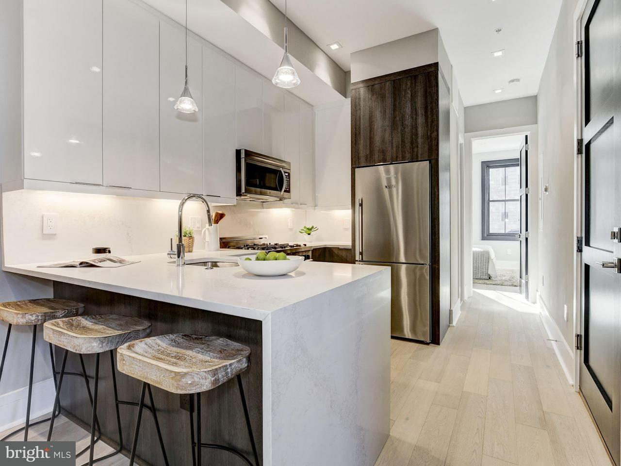 Townhouse for Sale at 1429 W St Nw #2 1429 W St Nw #2 Washington, District Of Columbia 20009 United States