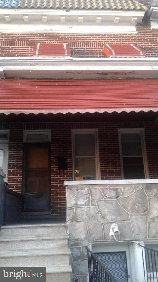 Single Family for Sale at 2564 Edmondson Ave Baltimore, Maryland 21223 United States