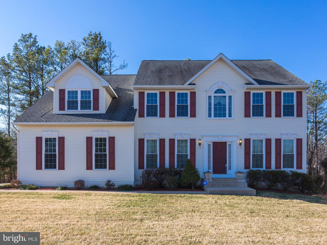 Single Family Home for Sale at 8248 Saddle Drive 8248 Saddle Drive King George, Virginia 22485 United States