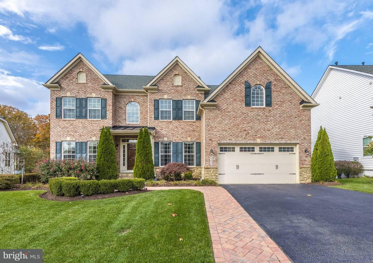 Casa Unifamiliar por un Venta en 9824 Notting Hill Drive 9824 Notting Hill Drive Frederick, Maryland 21704 Estados Unidos