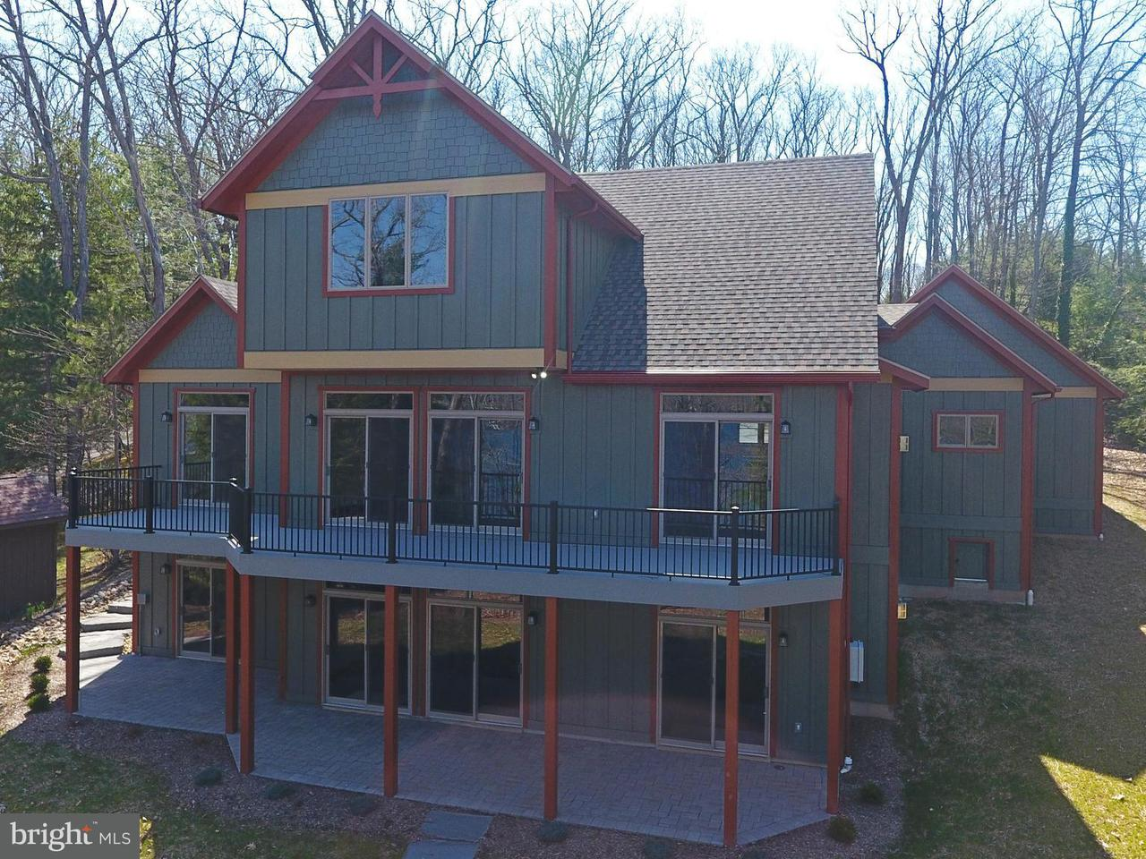 Single Family for Sale at 908 Beckmans Peninsula Rd Swanton, Maryland 21561 United States